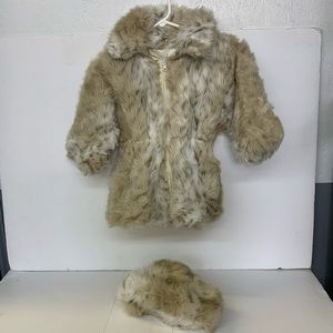 Other - Girl's Faux Fur jacket